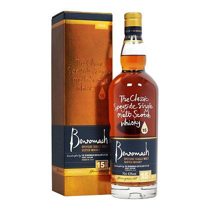 Benromach 15 - בנרומך 15