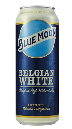 בלו מון פחית 500 Blue Moon Belgian White