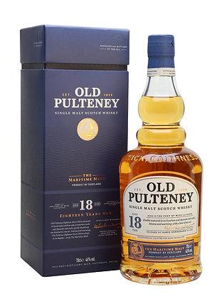 Old Pulteney 18 - אולד פולטני 18