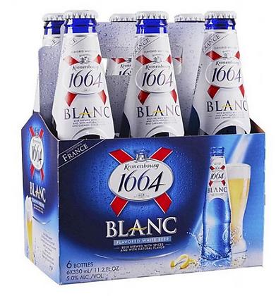 בלאן 1664 שישיה – Blanc 1664 Six Pack