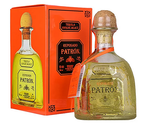 Patron Reposado- טקילה פטרון רפוסאדו
