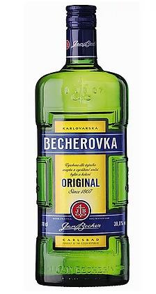 "Becherovka - בחרובקה 700מ""ל"