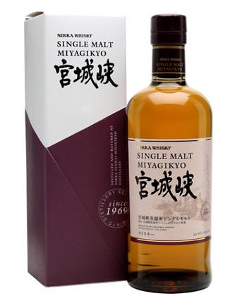 Nikka Miyagikyo Single Malt - מיאג'יקיו סינגל מאלט