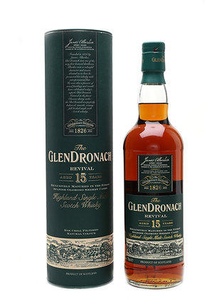Glendronach 15 - גלנדרונך 15