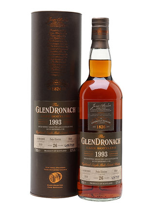 GlenDronach 1993 26yo Single Cask #6849 - גלנדרונך סינגל קאסק 26