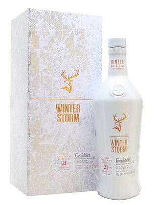 Glenfiddich 21 Winter Storm - גלנפידיך 21 וינטר סטורם