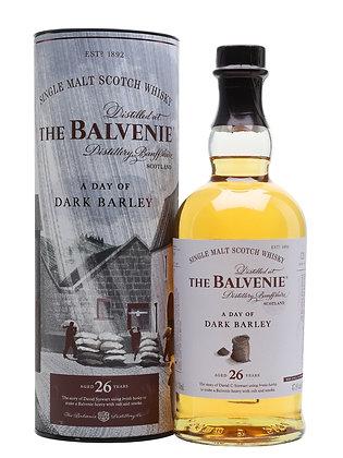 Balvenie 26 Dark Barley - בלוויני 26 דארק בארליי