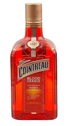 "Cointreau Blood Orange - קואנטרו תפוז דם 700מ""ל"