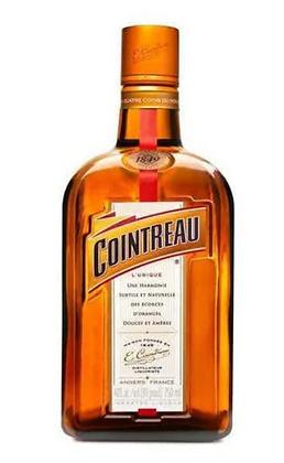 "Cointreau Orange - קואנטרו ליקר תפוז 700מ""ל"