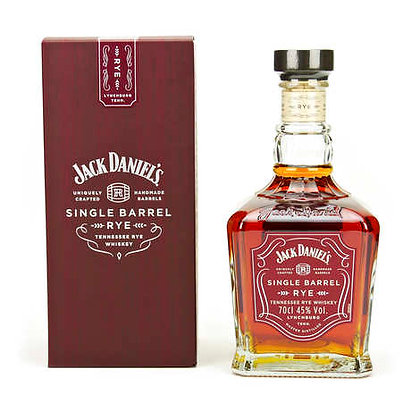 Jack Daniel's Single Barrel Rye  - ג'ק דניאלס סינגל בארל ריי שיפון