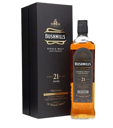Bushmils 21 - בושמילס 21 שנה