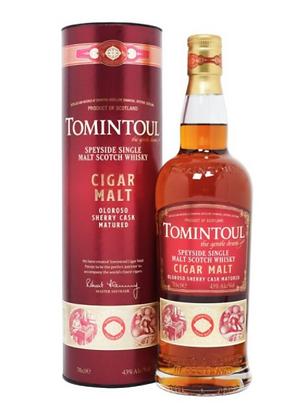 טומינטול סיגר מאלט – Tomintoul Cigar Malt Oloroso Sherry cask