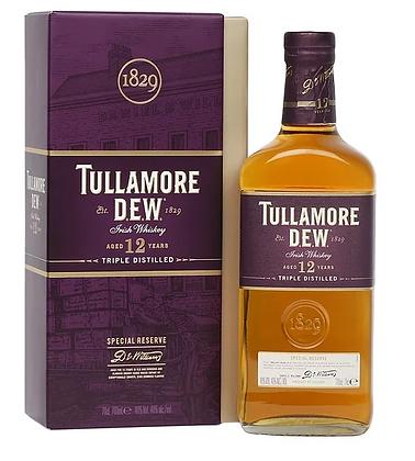 Tullamore Dew 12 - טולמור דיו 12 שנה
