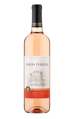 Baron Herzog  - ברון הרצוג ווייט זינפנדל חצי יבש