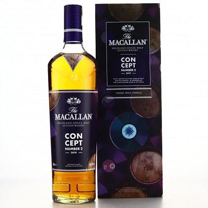 Macallan Concept No2- מקאלן קונספט 2