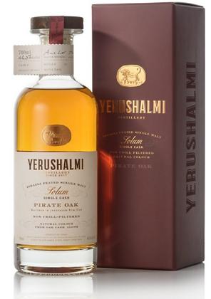 Yerushalmi Solum Pirate Oak -ירושלמי סולום פיראט אוק סינגל קאסק 46.3%