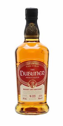 Dubliner Whisky Liqueur Honey - דבלינר וויסקי דבש וקרמל