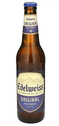 """Edelweiss  Weat  - אדלווייס חיטה בהירה 500 מ""""ל"""