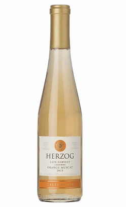 "Herzog  - הרצוג מוסקט כתום בציר מאוחר 750 מ""ל"