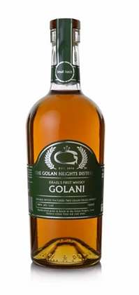 Golani Two Grain- גולני וויסקי שני דגנים