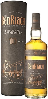 BenRiach 10 - בנריאך 10  שנה