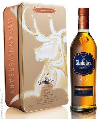 Glenfiddich 125 Anniversary - גלנפידיך 125שנה למזקקה