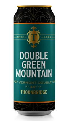 """ת'ורנברידג' דאבל גרין מאונטיין 440 מ""""ל – Thornbridge Double Green Mountain"""