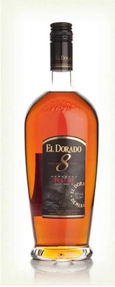 רום אל דוראדו 8