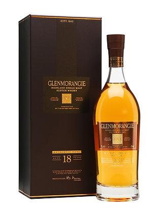 Glenmorangie 18 - גלנמורנג'י 18