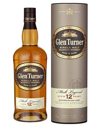 Glen Turner 12 - גלן טרנר 12 שנה
