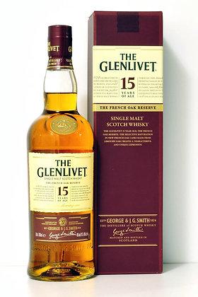 Glenlivet 15 -  גלנליווט 15