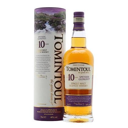 Tomintoul 10 - טומינטול 10