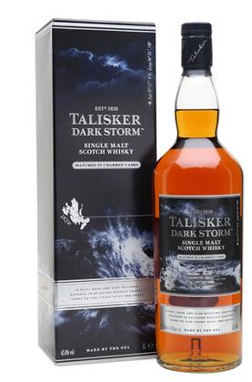 Talisker Dark Storm - טליסקר דארק סטורם 1ליטר