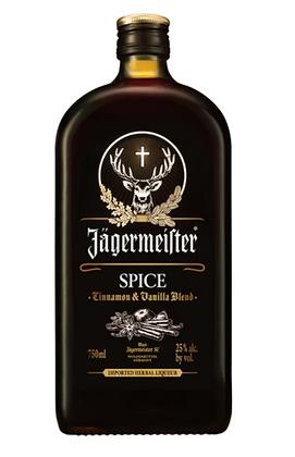 "Jagermeistes Spice - יגרמייסטר ספייס 700מ""ל 25%"