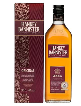 """Hankey Bannister - הנקי בניסטר אוריגינל 700מ""""ל"""