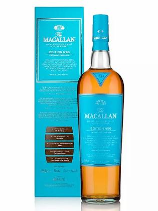 Macallan Edition No6 - 6מקאלן מספר