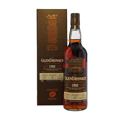 GlenDronach 1992 27yo Single Cask #5258 - גלנדרונך סינגל קאסק 27