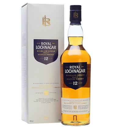 Royal Lochnagar 12 - רויאל לוכנגר 12 שנה