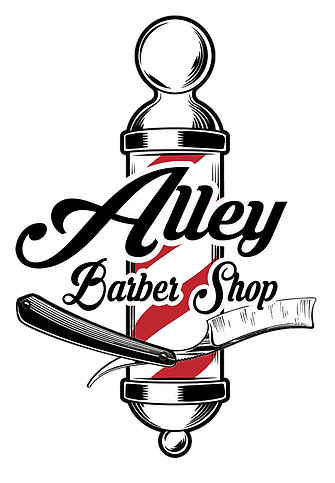 Alley barber shop treviglio bergamo logo