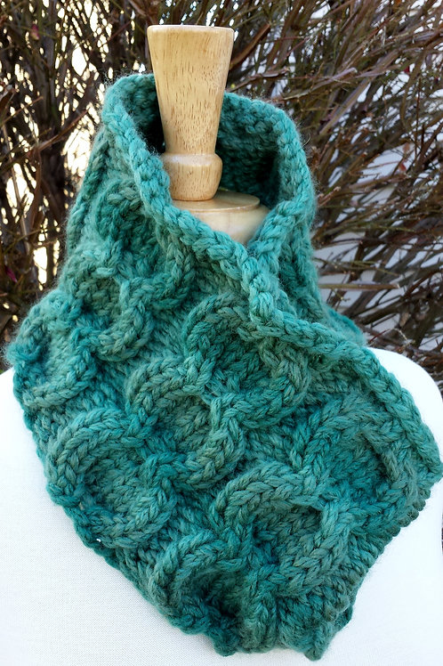 Chunky Bubbles Cowl