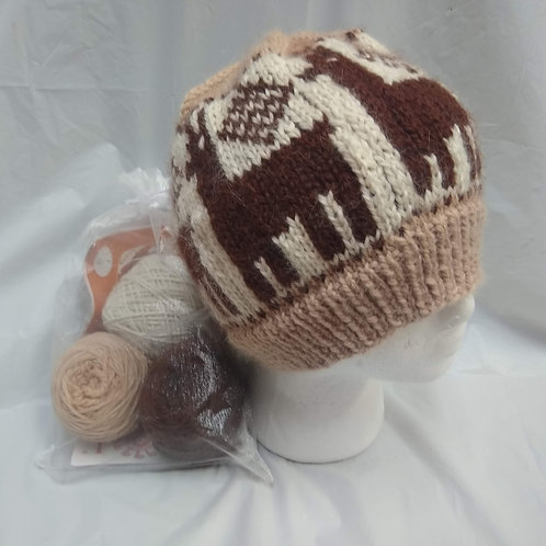 Alpaca Hat Kit