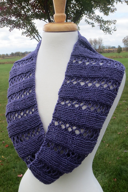 Long & Lacy Cowl