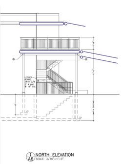 Awning Detail - Side Profile
