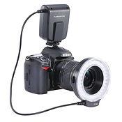 Digital DSLR camera for closeup dental images
