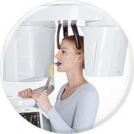 3D xray machine CBCT Cone Bean CT machine