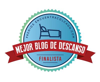 NOMINACIÓN MEJOR BLOG DE DESCANSO 2020
