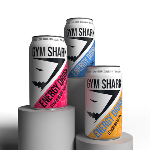 What if Gym Shark did an energy drink?