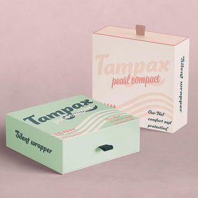Tampax redesign
