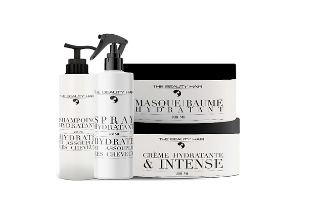 PACK GAMME MAXI HYDRATANTE