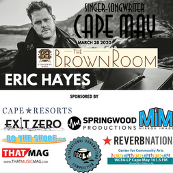 Eric Hayes Singer Songwriter Cape May
